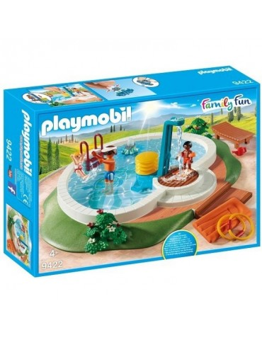 Playmobil Family Fun Basen