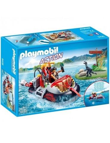 Playmobil Action Poduszkowiec z silnikiem podwodnym