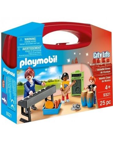 Playmobil City Life Skrzyneczka lekcja muzyki