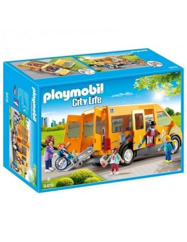 Playmobil City Life Autobus szkolny