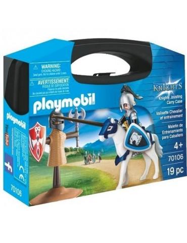 Playmobil History Skrzyneczka Rycerze