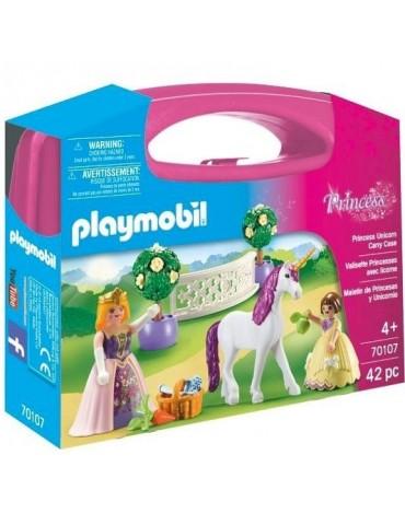 Playmobil Magic Skrzyneczka Księżniczka z jednorożcem