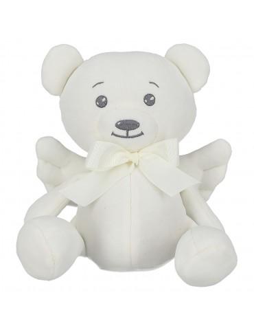 Yosoy Angel Teddy Bear kremowy
