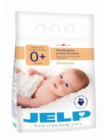 Proszek  SOFT COLOR JELP 2,24kg Hipoalergiczny