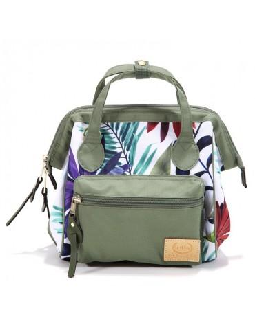 La Millou mini plecak/torebka Dolce Vita (Botanic Garden Bright)