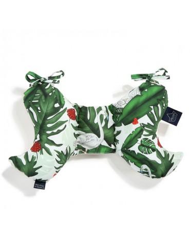 Poduszka antywstrząsowa Angel's Wings La Millou (Evergreen Tiger Rafello)Velvet Collection