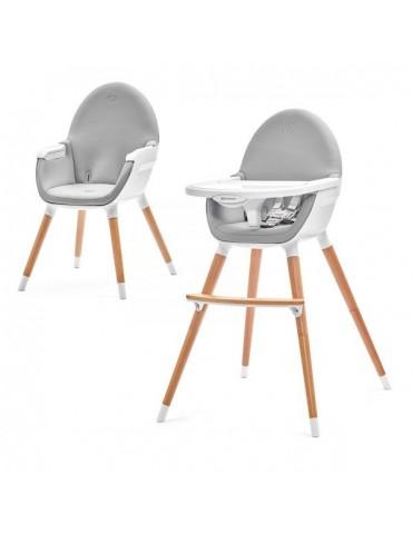 Kinderkraft Krzesełko do karmienia Fini Grey