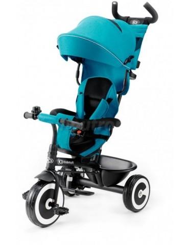 Kinderkraft Rowerek trójkołowy ASTON turquoise