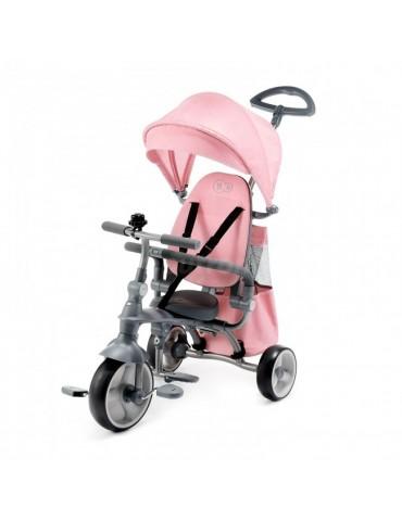 Kinderkraft Rowerek trójkołowy Jazz pink