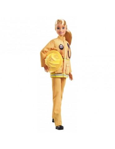Barbie 60 Urodziny Lalka Strażaczka