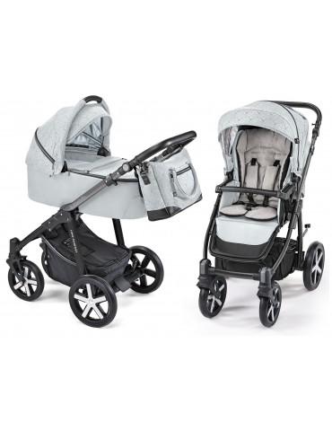 Baby Design LUPO Comfort Limited 11 Satin wózek  2w1 Głęboko spacerowy