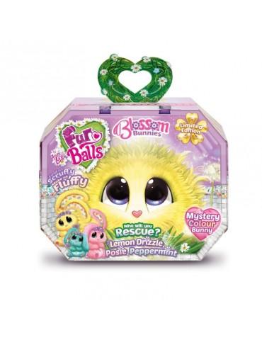 Fur Balls - Blossom Bunnies Maskotka Królik niespodzianka