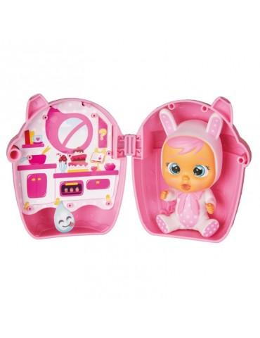 IMC Toys Cry Babies Magic Tears - Płacząca mini laleczka niespodzianka seria 1