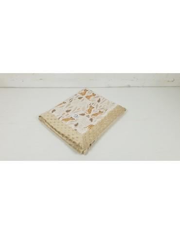 Bonjour koc light mały 65/75 Gepard Minky Sand