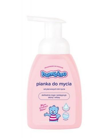 Bambino Pianka do mycia dla niemowląt 2w1