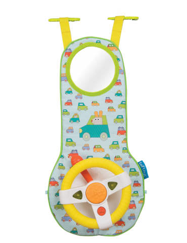 Kierownica dziecięca do samochodu Taf Toys