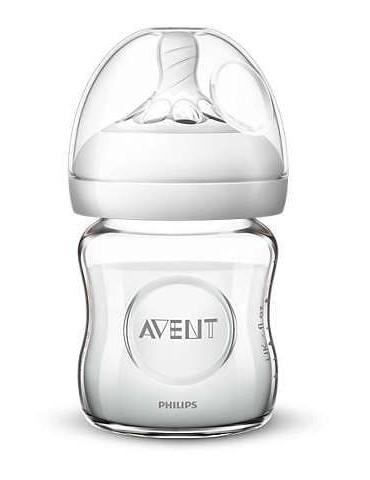 Butelka do karmienia szklana Natural 2.0 Avent (120ml)