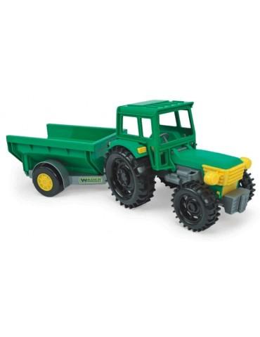 Wader Traktor z Wywrotką w kartonie
