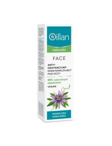 OILLAN Naturals antyoksydacyjny krem nawilżający pod oczy 15 ml