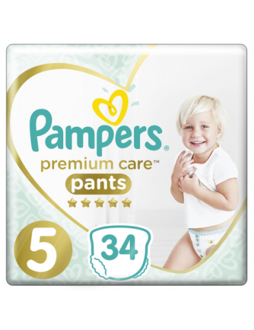 Pampers Premium Care 12-17kg Junior 34szt
