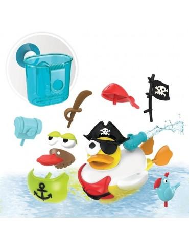 Odrzutowa kaczka pirat Yookidoo