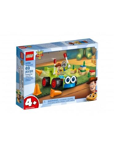 LEGO 4+ Chudy i Pan sterowany