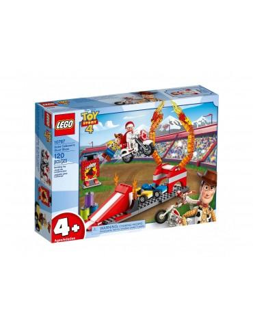 LEGO 4+ Pokaz Kaskaderski Diuka Kabum