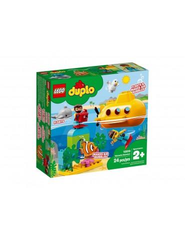Lego Duplo Przygoda w łodzi podwodnej