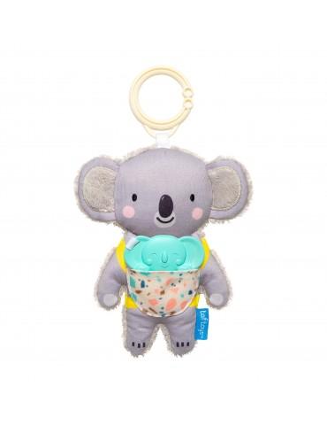 Zawieszka z gryzakiem Koala Kimmy 0m+ TAF TOYS