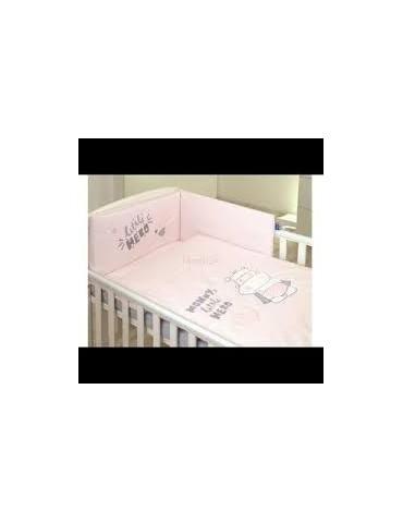 Amy Kocyk do łóżeczka Hero Pink