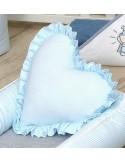 Poduszka Jasiek biały 40x40 Amy