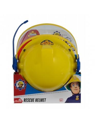 Simba Strażak Sam Kask z mikrofonem