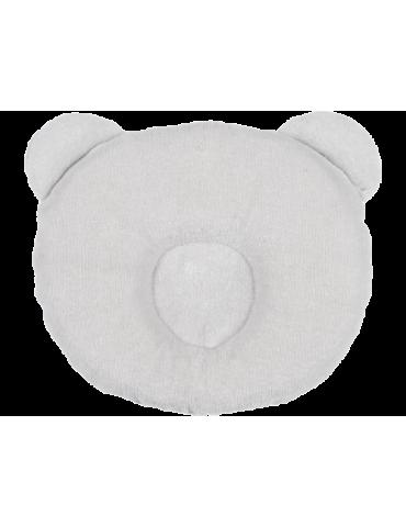 Candide poduszka PANDA jasnoszara