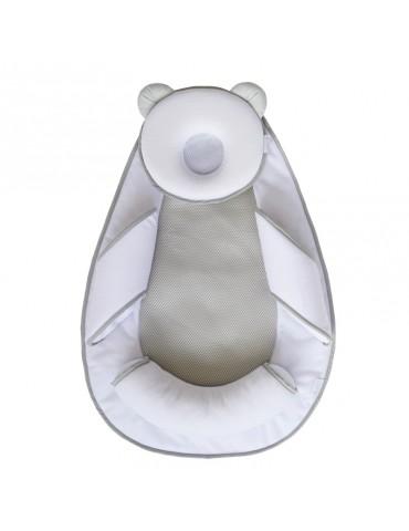 Candide Panda Pad Air+ biało-szary 62x52 cm
