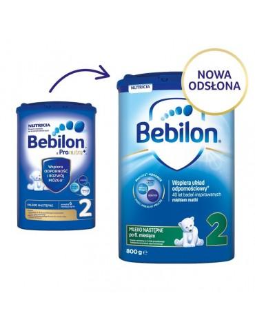 Mleko modyfikowane Bebilon 2 z Pronutra+ po 6. miesiącu 800g
