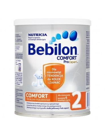 Mleko modyfikowane Bebilon Comfort 2 po 6. miesiącu 400g