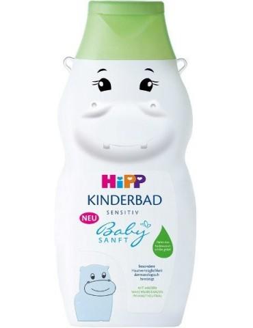 Płyn do kąpieli Hipopotam 300ml HiPP Babysanft