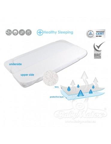 BabyMatex Podkład higieniczny frotte 70x140 cm