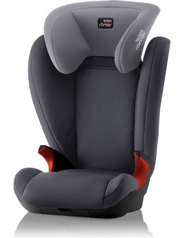 Britax-Romer Kid II - fotelik samochodowy Black Series