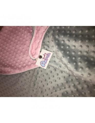 Kocyk niemowlęcy Minky 135x100 Limited by Akpol