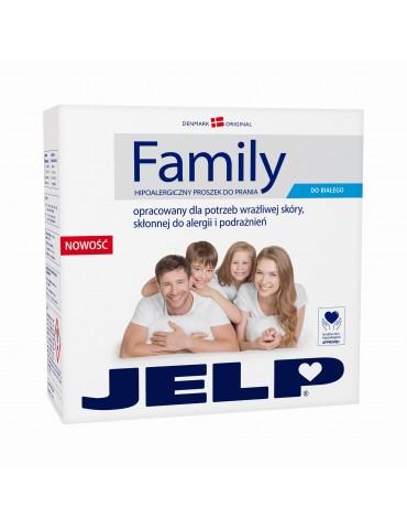 Jelp Family Proszek do prania białych ubrań 2,24kg