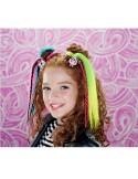 Pop Pop Hair Surprise - Zestaw z laleczką i pupilkiem 3w1 Rock Seria 1