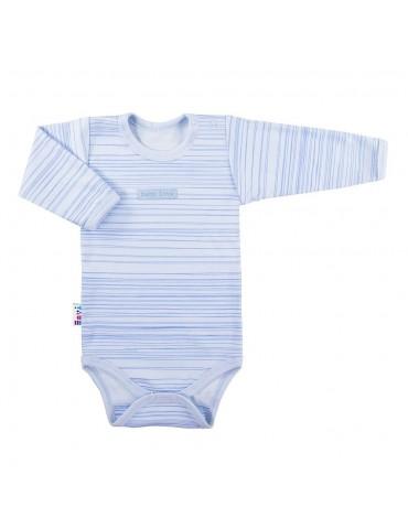 Body niemowlęce bawełniane paski SKY 68 Ewa Klucze
