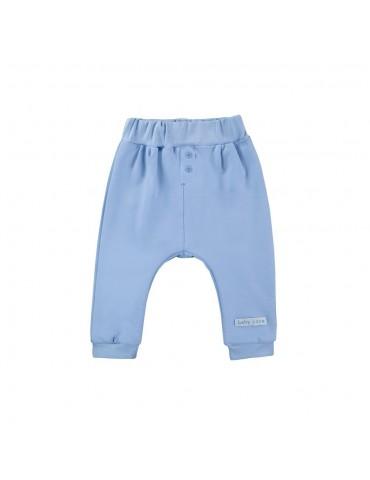 Spodnie spodenki dresowe chłopięce SKY 68-74 Ewa Klucze