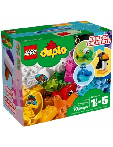 Lego Duplo Na targu