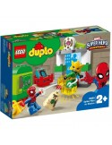 Lego Duplo Spider-Man vs Electro