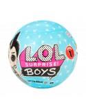 L.O.L. SURPRISE Chłopcy laleczka LOL w kuli niespodziance Boys Seria 1.1