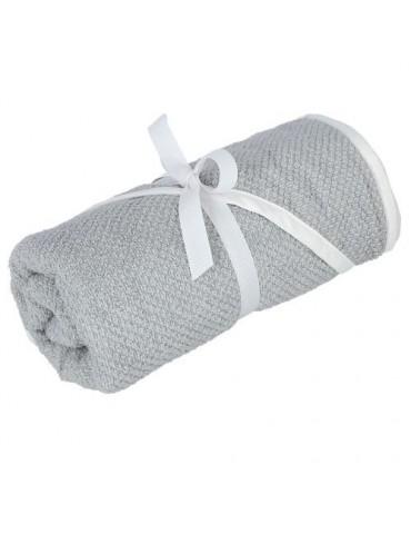Yosoy Ręcznik bambusowy Babymoon 100x100 szary
