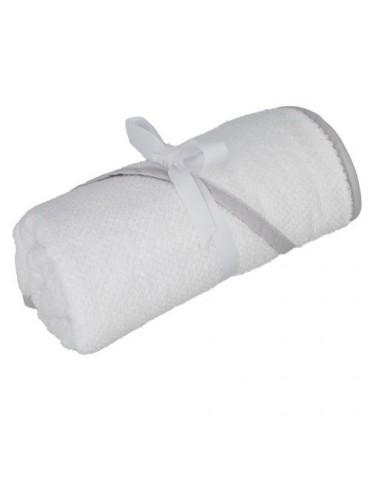 Yosoy Ręcznik bambusowy Babymoon 100x100 biały