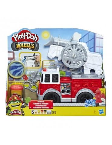 Play-Doh Wheels  Ciastolina Wóz Strażacki